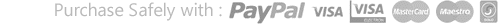 A.M.A.R Hosting accept Paypal payments